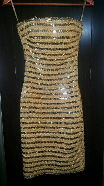Foto Carousel Producto: Hermoso Vestido de Lentejuelas Wow couture GoTrendier