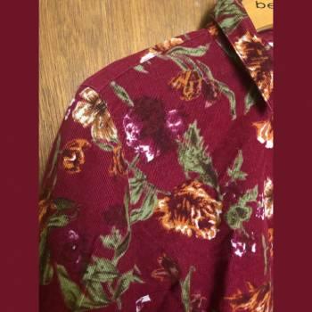 Foto Carousel Producto: Camisa flores  GoTrendier