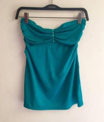 Foto Carousel Producto: Blusa con escote 2x1 GoTrendier