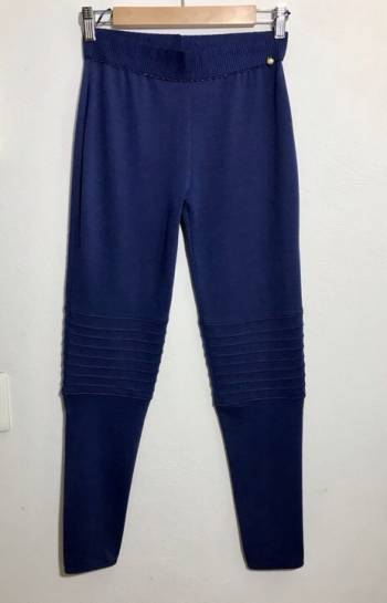 Foto Carousel Producto: Pantalón legging azul RAPSODIA GoTrendier