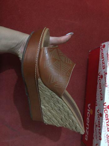 Foto Carousel Producto: Sandalia piel de ternera GoTrendier