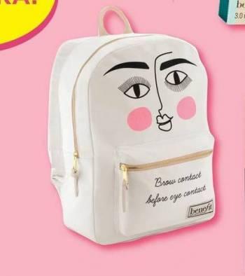 Foto Carousel Producto: Hermosa mochila nueva Benefit  GoTrendier