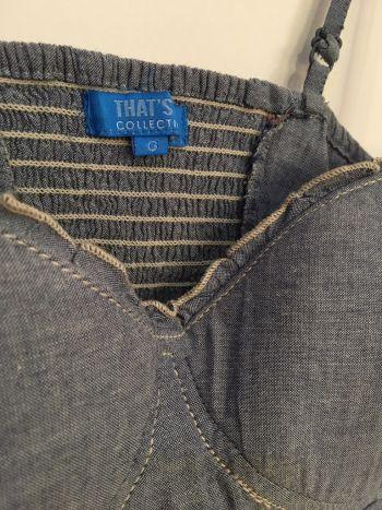 Foto Carousel Producto: Blusa tipo crop con copas GoTrendier
