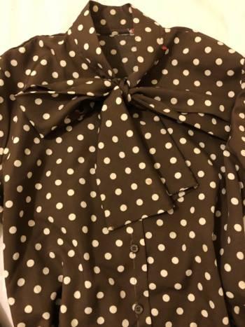 Foto Carousel Producto: Blusa lunares talla S  GoTrendier
