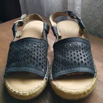 Foto Carousel Producto: Sandalias de piel GoTrendier