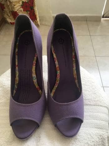 Foto Carousel Producto: Zapatos lilas GoTrendier