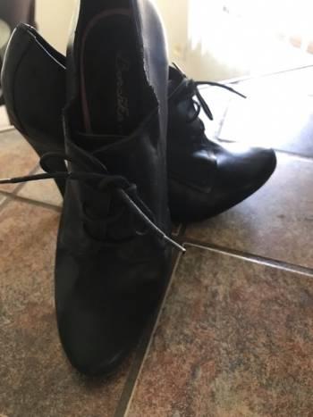 Foto Carousel Producto: Zapatos Cerrado tacon  GoTrendier