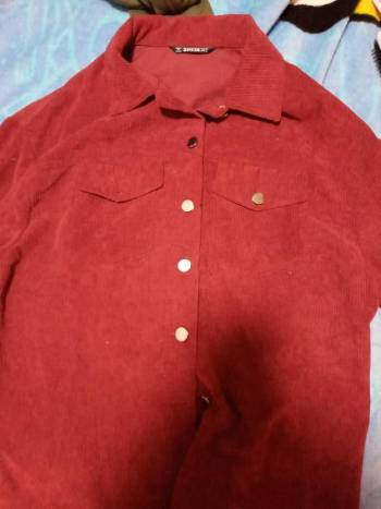 Foto Carousel Producto: Camisa de pana oversize GoTrendier