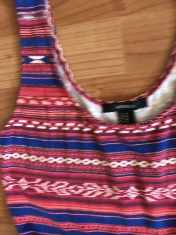 Foto Carousel Producto: Vestido multicolo en corte a GoTrendier