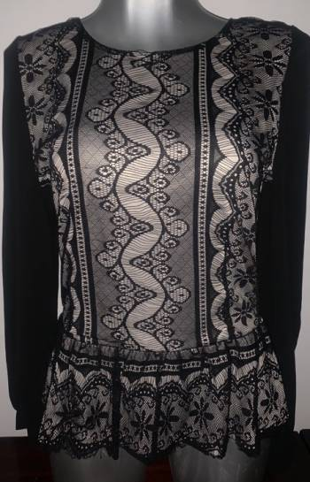 Foto Carousel Producto: Blusa formal peplum  GoTrendier