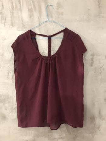 Foto Carousel Producto: Blusa transparente tinta!! 2x1 pzs del mismo $$ GoTrendier