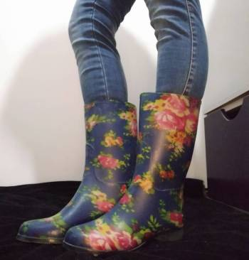Foto Carousel Producto: Botas de lluvia marca doncella  GoTrendier