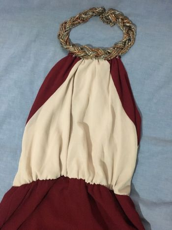 Foto Carousel Producto: Hermoso vestido guinda ‼️UNITALLA‼️ GoTrendier