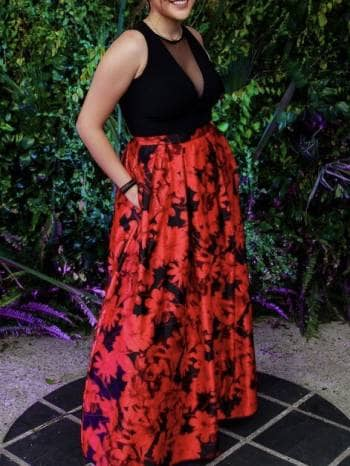 Foto Carousel Producto: Vestido de noche formal GoTrendier