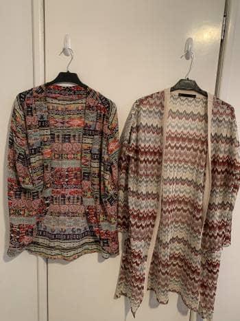 Foto Carousel Producto: 2 kimonos a precio increíble GoTrendier