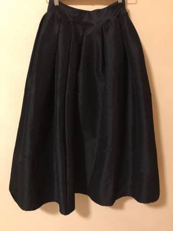 Foto Carousel Producto: Falda negra de fiesta GoTrendier