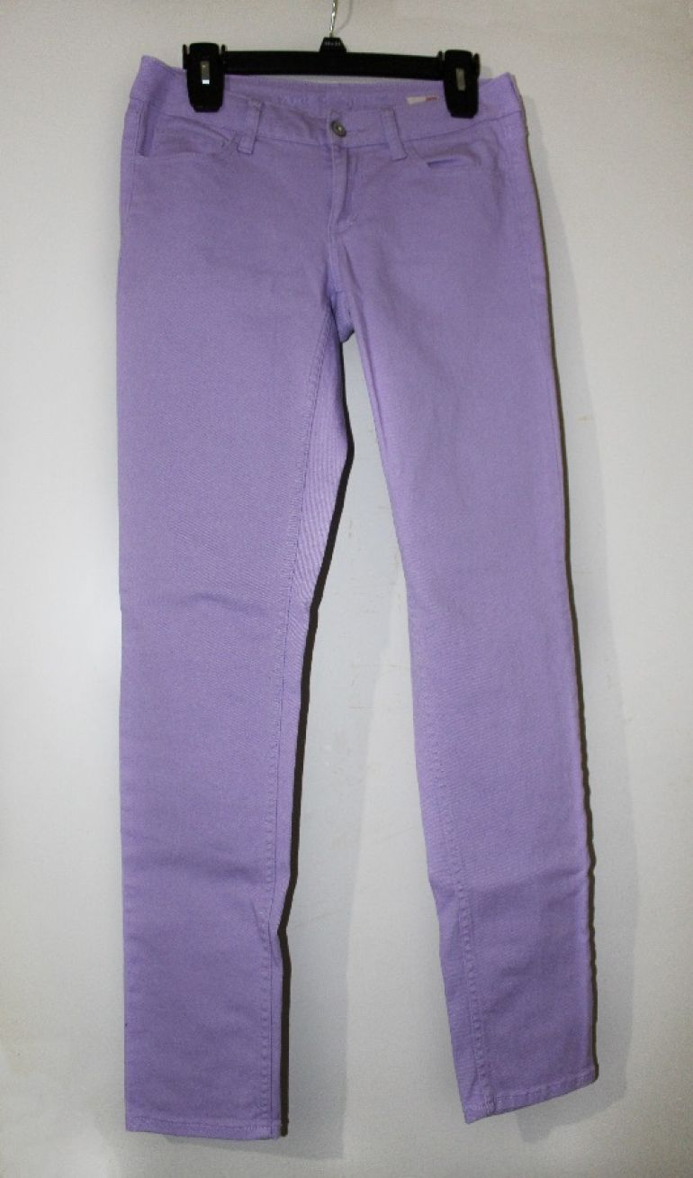 Pantalon Skinny Color Lila Marca Arizona De Segunda Mano Gotrendier