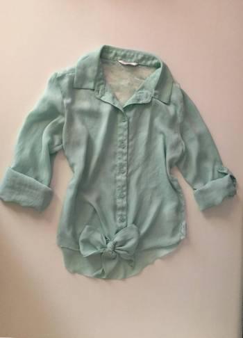 Foto Carousel Producto: Blusa Verde 2x1 GoTrendier