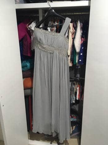 Foto Carousel Producto: Vestido de fiesta largo GoTrendier