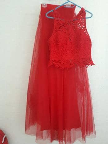 Foto Carousel Producto: Vestido rojo talla G GoTrendier