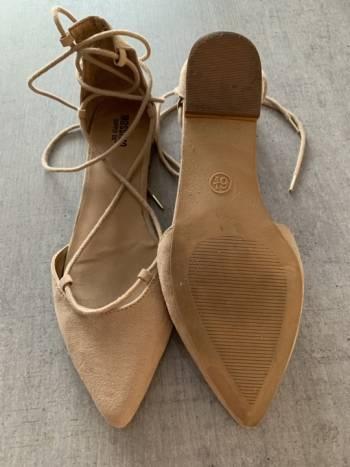 Foto Carousel Producto: Flats nude MOSSIMO  GoTrendier