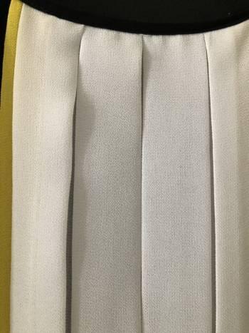 Foto Carousel Producto: Blusa franja blanca GoTrendier