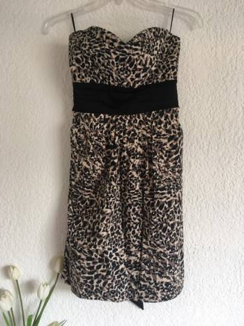 Foto Carousel Producto: Vestido Lob Leopardo  GoTrendier