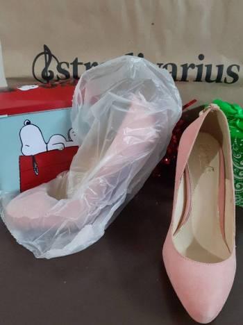 Foto Carousel Producto: Zapatillas rosa GoTrendier