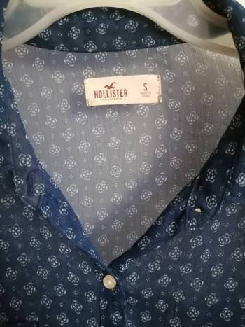 Foto Carousel Producto: Blusa camisa Hollister GoTrendier
