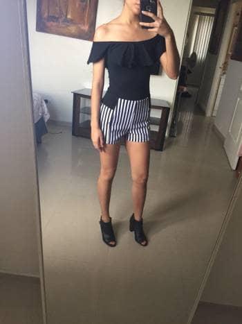 Foto Carousel Producto: Hermosa blusa negra! GoTrendier