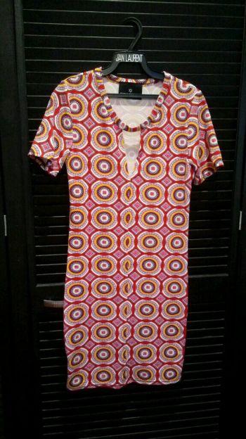 Foto Carousel Producto: Vestido multicolor ajustable GoTrendier
