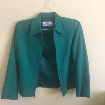 Foto Carousel Producto: Blazer verde elegante GoTrendier