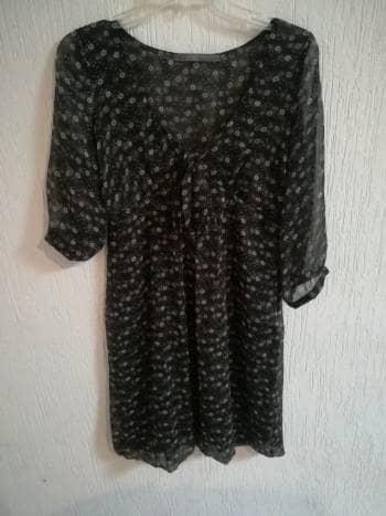 Foto Carousel Producto: Vestido estampado GoTrendier