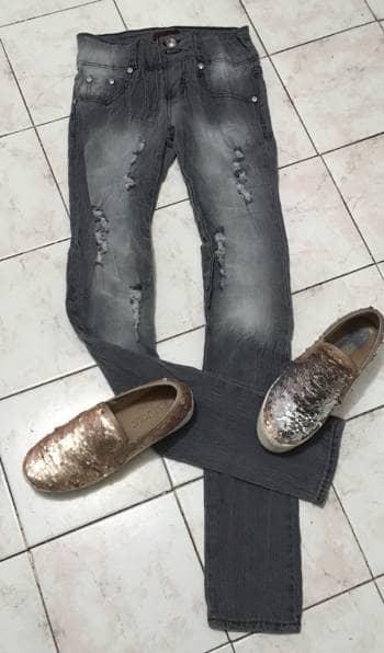Foto Carousel Producto: Pantalon rasgado GoTrendier
