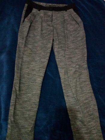 Foto Carousel Producto: Pantalon de vestir gris GoTrendier