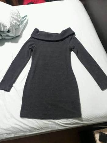 Foto Carousel Producto: Vestido tipo suéter Shasa GoTrendier