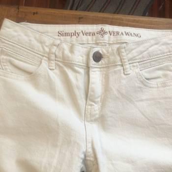 Foto Carousel Producto: Capri roll cuff blanco de Vera Wang GoTrendier