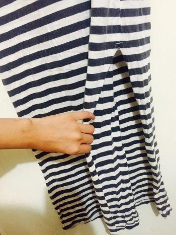 Foto Carousel Producto: Falda zara blanco con gris GoTrendier