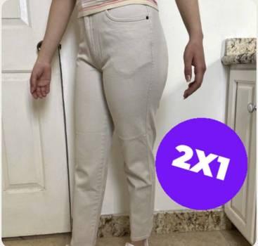 Foto Carousel Producto: Jeans caqui sin bolsas traseras GoTrendier