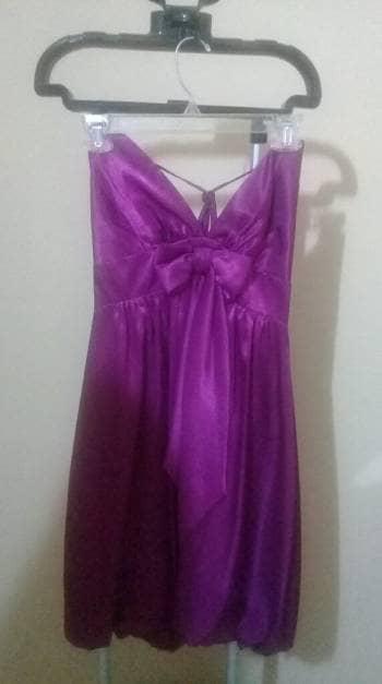 Foto Carousel Producto: Vestido Halter tipo globo GoTrendier