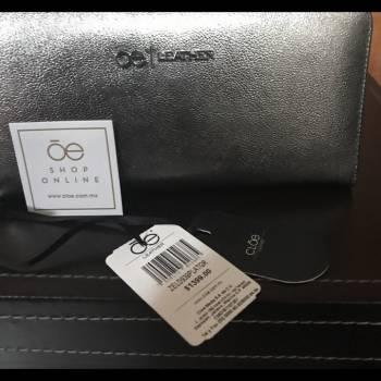 Foto Carousel Producto: Cartera plata piel marca cloe GoTrendier
