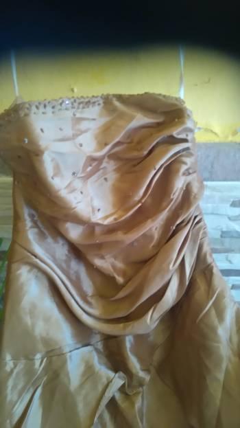 Foto Carousel Producto: Vestido estraples draoeado GoTrendier