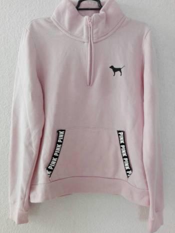 Foto Carousel Producto: Sudadera Pink rosa pastel GoTrendier