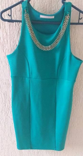 Foto Carousel Producto: Vestido con collar incluido♡ GoTrendier