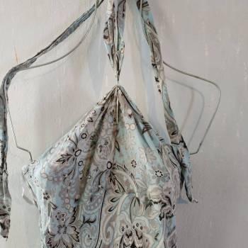 Foto Carousel Producto: Sexy vestido floreado  con cintas  GoTrendier