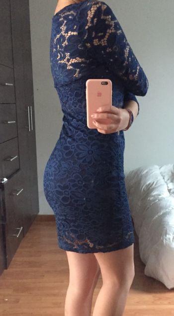 Foto Carousel Producto: Vestido de encaje GoTrendier