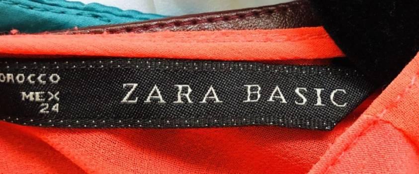 Foto Carousel Producto: Blusa Zara GoTrendier