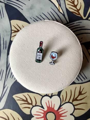 Foto Carousel Producto: Set copa y botella  GoTrendier
