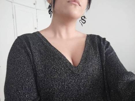 Foto Carousel Producto: 2x1 Blusa brillos dorados GoTrendier