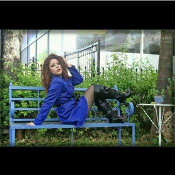 Foto Carousel Producto: Gabardina azul GoTrendier